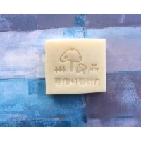 米糠美白橄欖皂 - 方形 (SP002-T0) [重量: 50g]