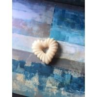 蜜糖燕麥皂 - 花造型 (SP003-TF) [重量: 58g]