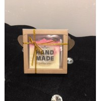 養顔修護玫瑰皂 - 方形 (SP009-T0) [重量: 55g]