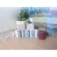 杏仁榛果皂 - 方形 (SP013-T0) [重量: 60g]