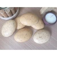 番茄亞麻籽美顏皂 - 圓形 (SP015-TC) [重量: 65g]